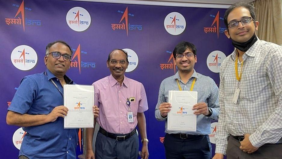 भारतीय रॉकेट स्टार्टअप स्काईरूट ने अंतरिक्ष विभाग के साथ किया समझौता