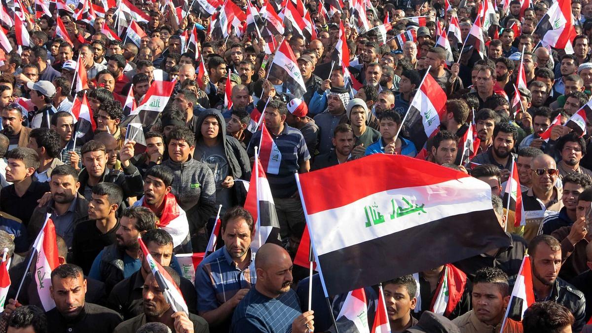 इराक ने इजरायल के साथ संबंध सामान्य करने के आह्वान को ठुकराया