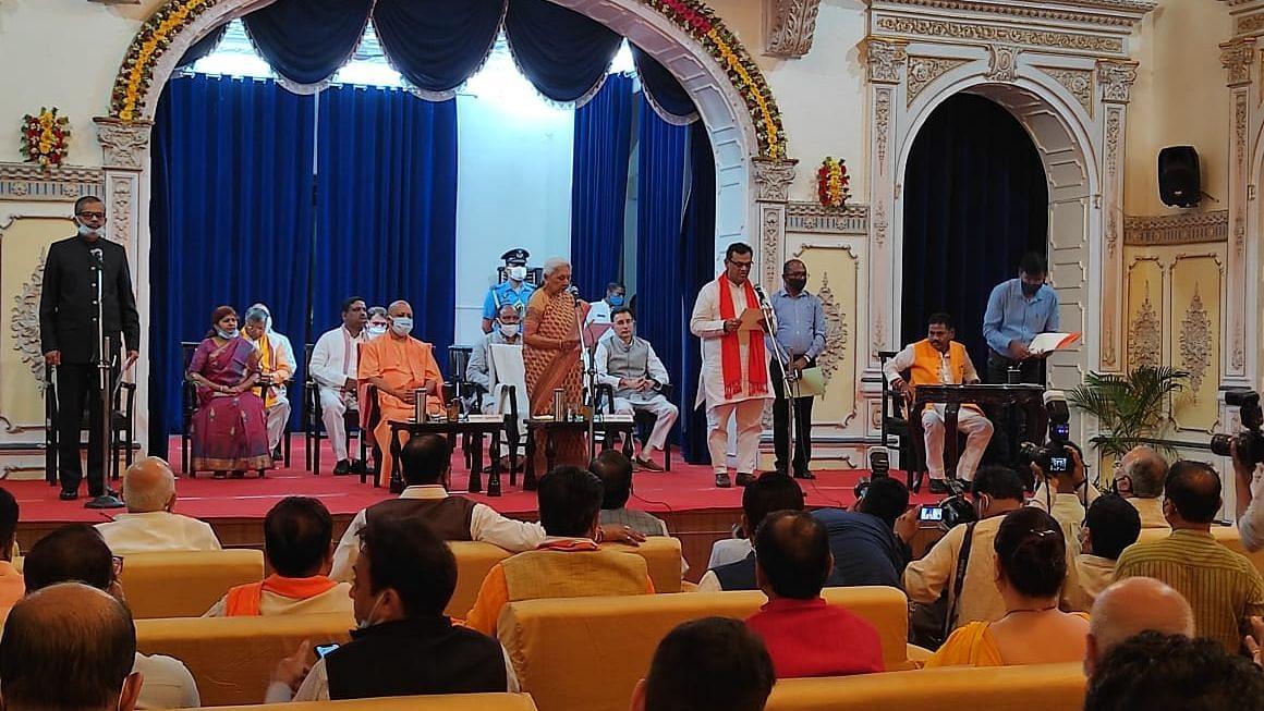 Yogi Cabinet Expansion: मंत्रिमंडल विस्तार के साथ भाजपा ने खेला मास्टर स्ट्रोक