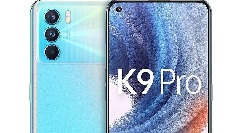 OPPO K9 Pro 5G स्मार्टफोन हुआ लॉन्च, मिड-रेंज में धमाकेदार फीचर्स के साथ 12जीबी रैम