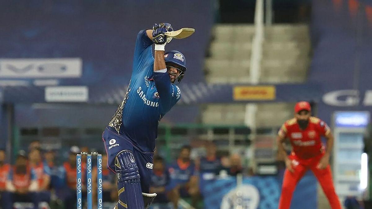 IPL 2021: मुंबई इंडिंयंस ने पंजाब किंग्स को 6 विकेट से हराया