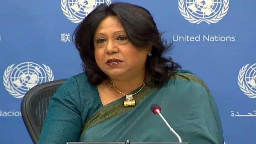 तालिबान ने महिला मंत्रालय हटाया, संयुक्त राष्ट्र निकाय ने कहा- यह संधि का उल्लंघन