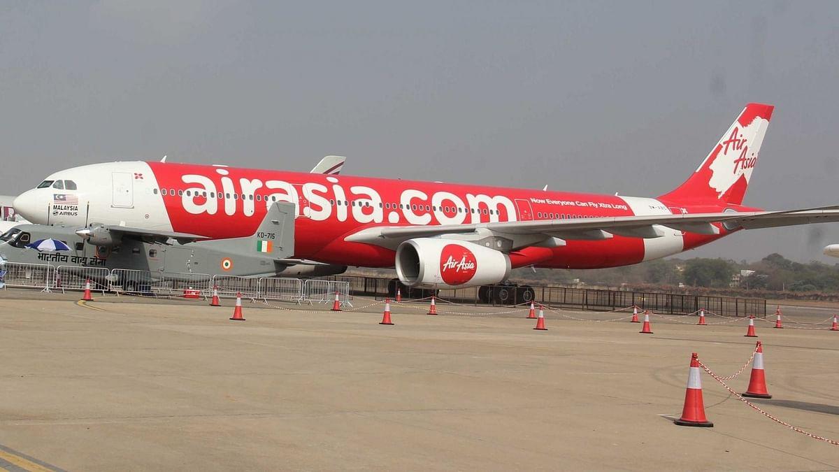 AirAsia Indonesia ने उड़ान सेवाओं के अस्थायी निलंबन को 30 सितंबर तक बढ़ाया