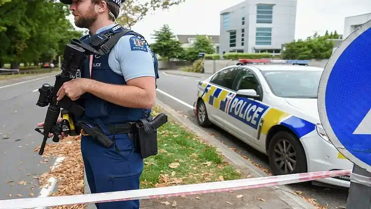 न्यूजीलैंड सुपरमार्केट में हुआ आतंकवादी हमला