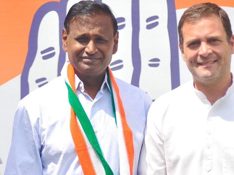 कांग्रेस पैनल की पहली बैठक, उदित राज ने राहुल को अध्यक्ष बनाने का रखा प्रस्ताव