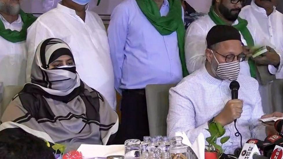 यूपी चुनाव में 100 सीटों पर चुनाव लड़ेगी असदुद्दीन ओवैसी की पार्टी