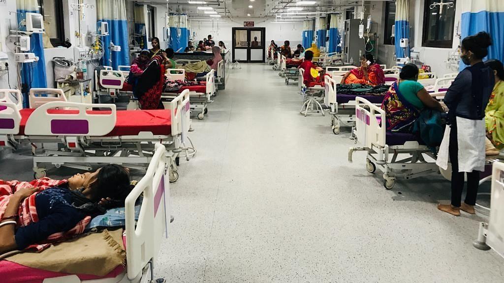 बिहार में बच्चों में फैल रहा वायरल फीवर, बड़ी संख्या में आ रहे मरीज