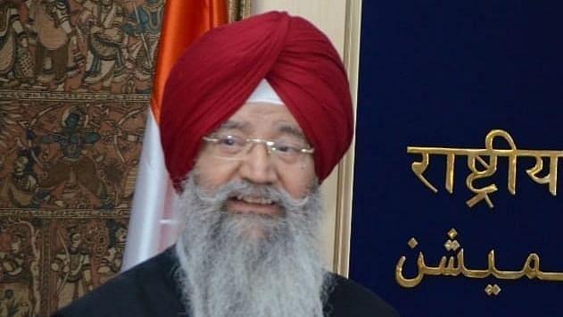 अल्पसंख्यक आयोग के अध्यक्ष बने इकबाल सिंह लालपुरा