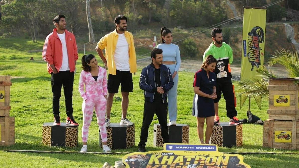 'Khatron Ke Khiladi 11' के प्रतियोगियों ने किया अपनी छिपी प्रतिभा का खुलासा
