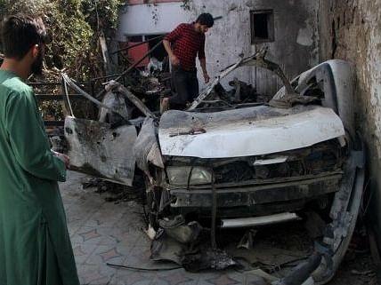 अमेरिकी सेना ने माना, काबुल में अगस्त में हुए ड्रोन हमले में 10 नागरिक मारे गए