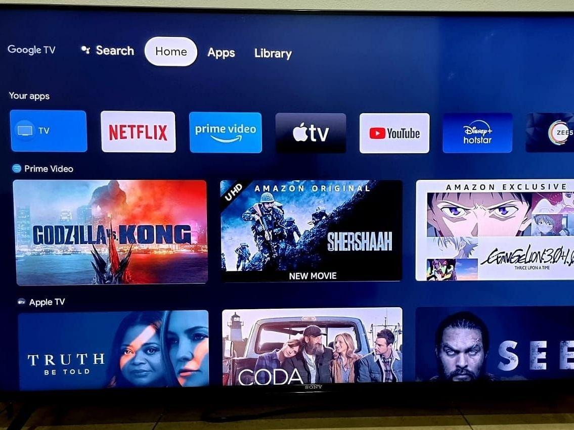 Sony का 55 इंच का नया स्मार्ट टीवी ब्राविया हुआ लॉन्च