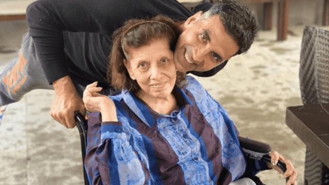 अक्षय कुमार पर टूटा दुखों का पहाड़, माँ अरुणा भाटिया का निधन