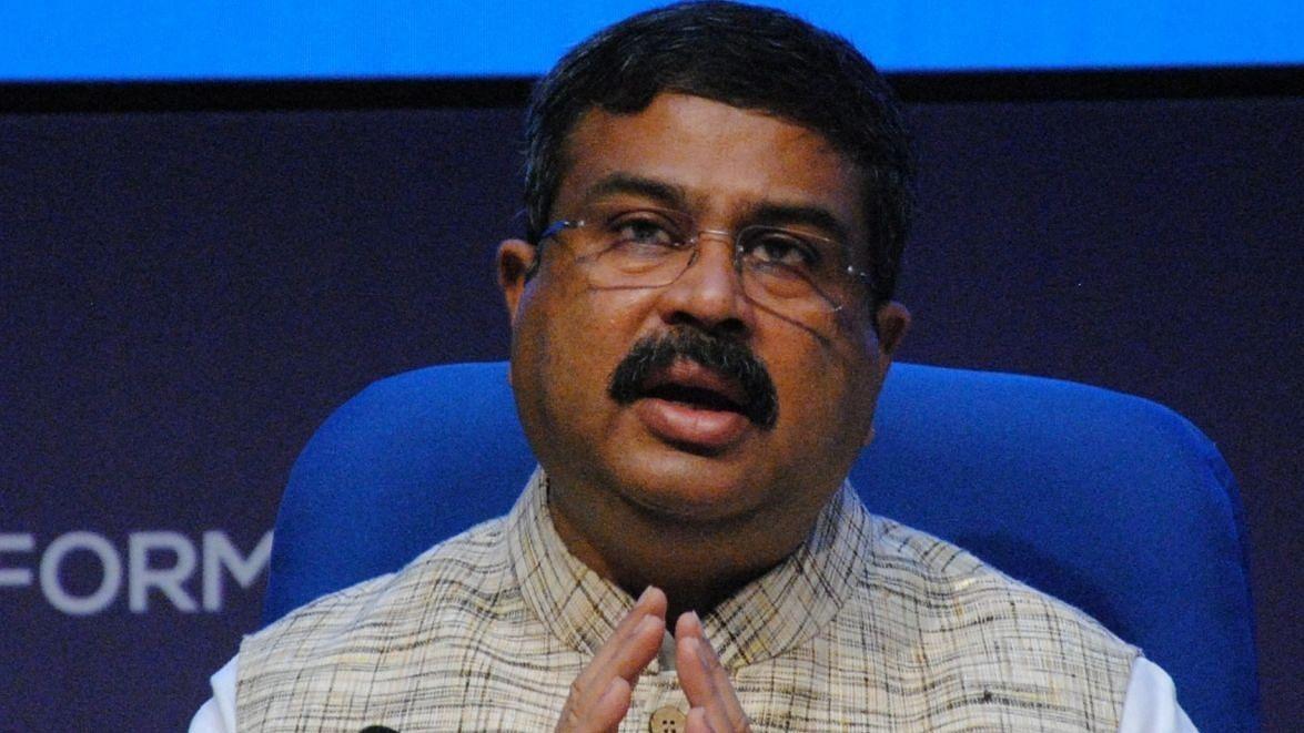 यूपी चुनाव में धर्मेंद्र प्रधान को बनाया गया बीजेपी प्रभारी