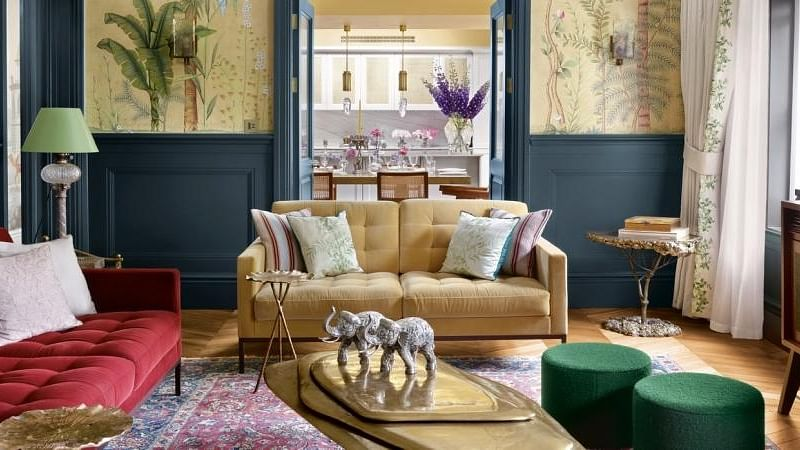 सोनम कपूर आहूजा ने पहली बार फैंस को दिखाया अपना लंदन का घर और स्टूडियो