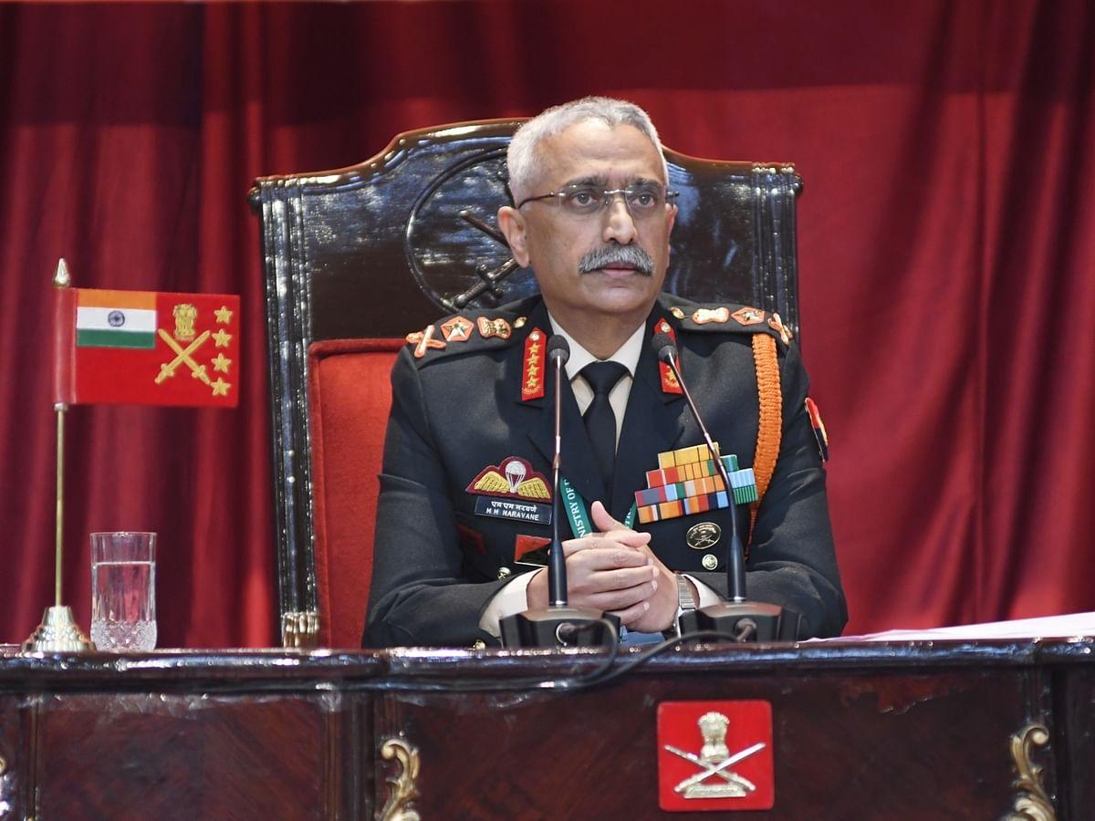 दीर्घकालिक समझौता होने तक जारी रहेगा चीन के साथ सीमा विवाद : सेना प्रमुख