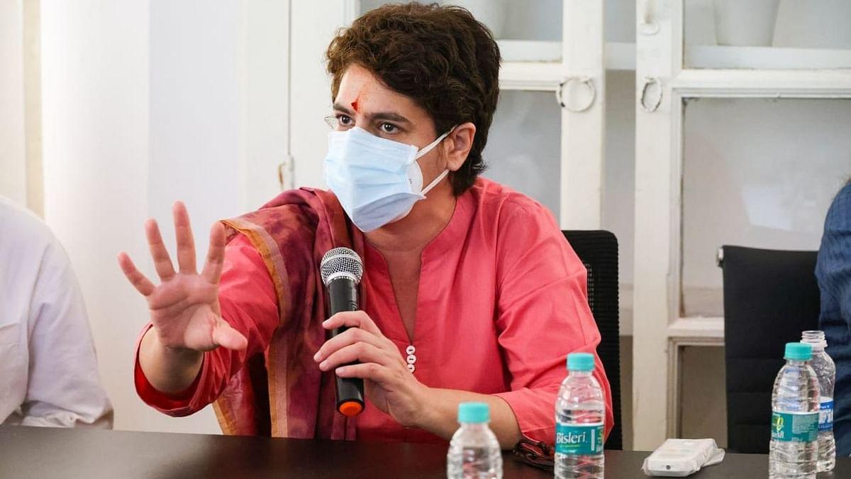 कांग्रेस 9 अक्टूबर को वाराणसी से प्रियंका की रैली के साथ चुनावी अभियान की करेगी शुरुआत