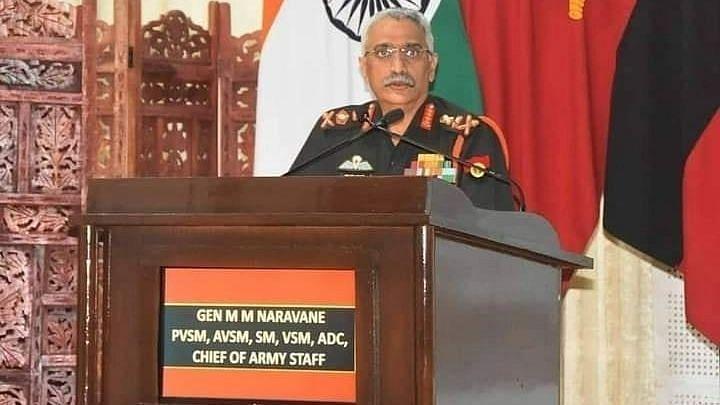 भारतीय सेना प्रमुख ने पश्चिमी कमान का दौरा किया, संचालन तैयारियों की समीक्षा की