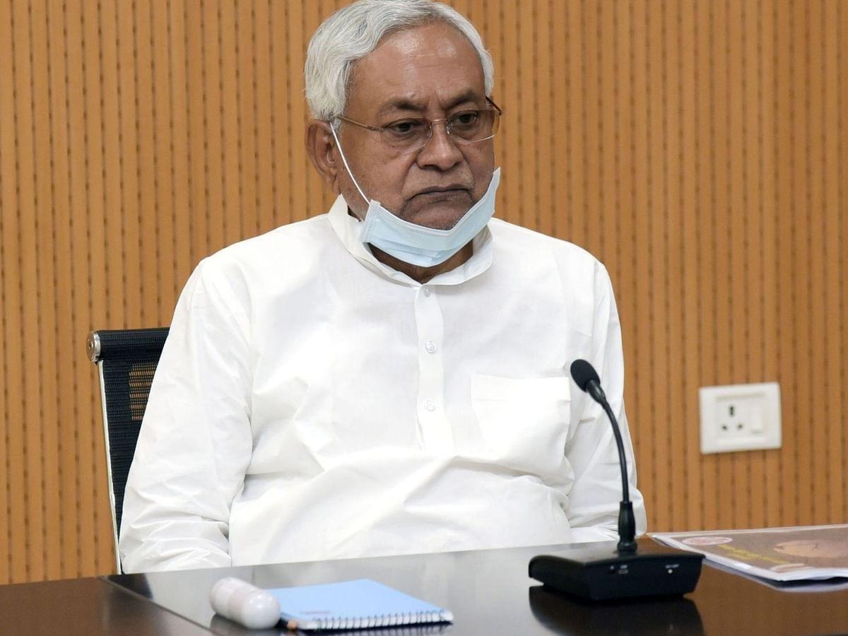 मुख्यमंत्री नीतीश कुमार ने टीकाकरण अभियान की सफलता पर दी लोगों को बधाई, 30.67 लाख लोगों को लगा टीका