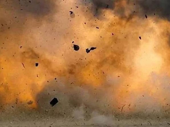 पाकिस्तान में हुआ भीषण विस्फोट, 4 लोगों की मौत