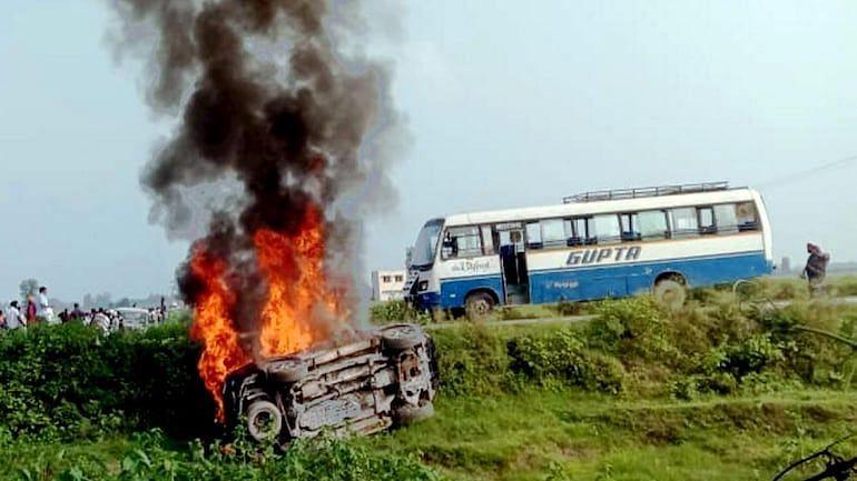 Lakhimpur Violence: क्राइम ब्रांच के सामने पेश नही हुए आशीष मिश्रा, 10 बजे बुलाया गया था