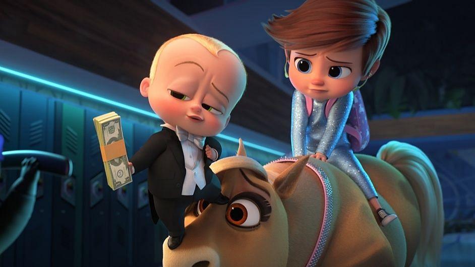भारत में 8 अक्टूबर को रिलीज होगी 'द बॉस बेबी 2 फैमिली बिजनेस'