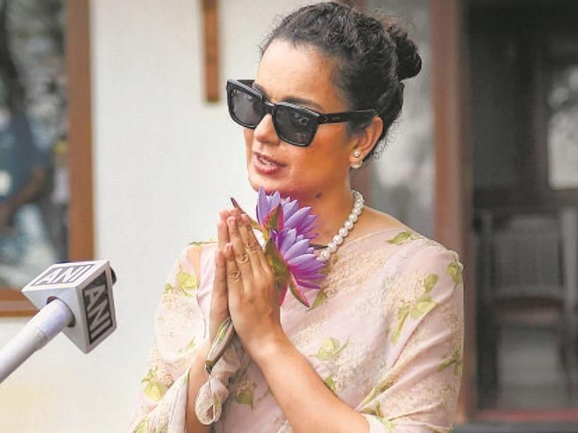 उत्तर प्रदेश के पारंपरिक उत्पादों को बढ़ावा देगी अभिनेत्री कंगना रनौत
