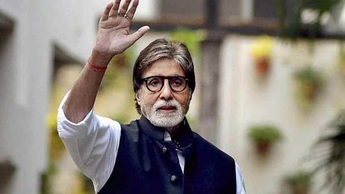 79 साल के हुए बॉलीवुड के शहंशाह 'अमिताभ बच्चन', सोशल मीडिया पर शेयर की पोस्ट
