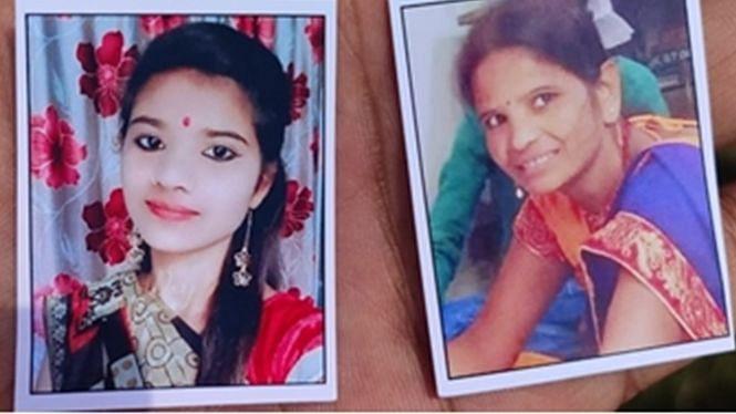 जबलपुर में मां-बेटी की हत्या, शवों को दफनाया