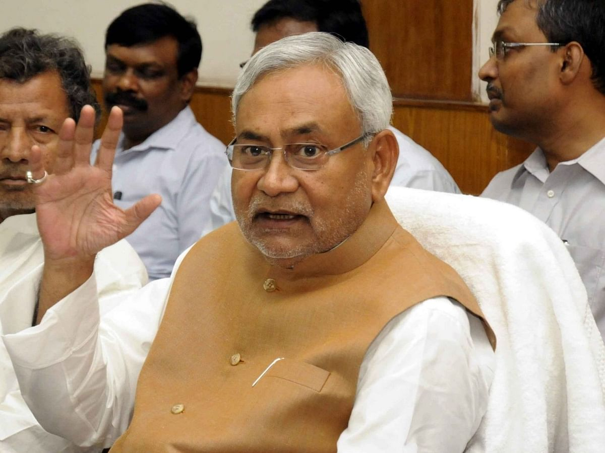 बिहार महागठबंधन में टूट पर नीतीश कुमार बोले, इस मुद्दे पर मुझे कोई रुचि नहीं है, जिसे जो करना है, करने दीजिये