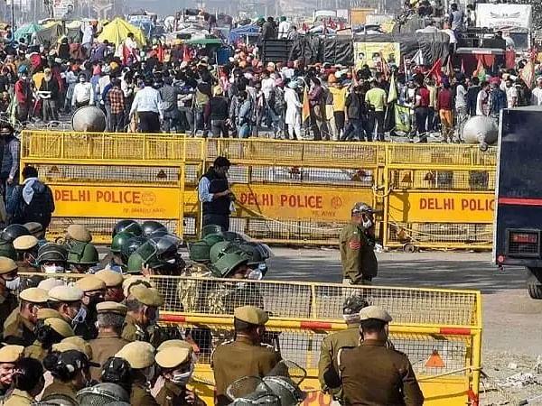 सिंघु बॉर्डर पर मारा गया शख्स पहचाना गया, खौफनाक वीडियो आया सामने