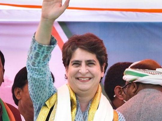 UP Election 2022: कल बाराबंकी से शुरू होगी प्रतिज्ञा यात्रा, प्रियंका गांधी दिखाएंगी हरी झंडी