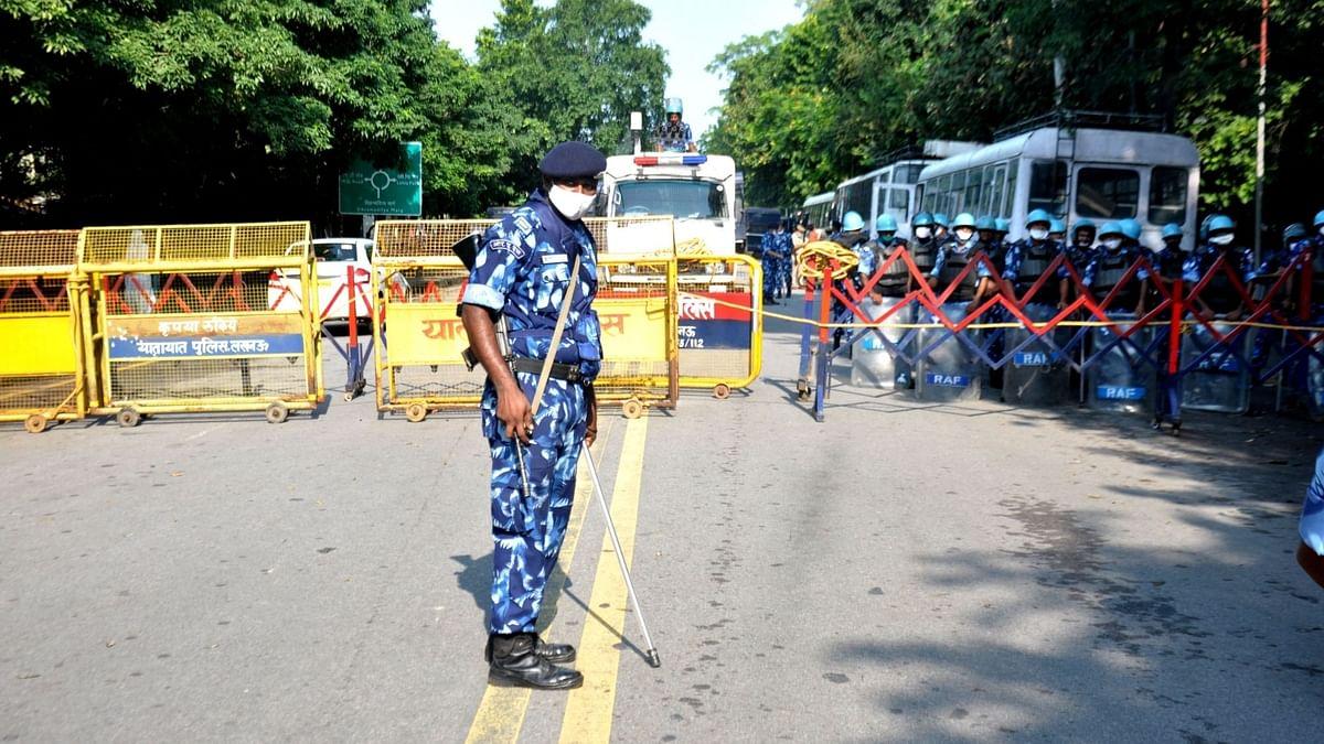 उत्तर प्रदेश: लखनऊ में निषेधात्मक आदेश आठ नवंबर तक बढ़ाया गया