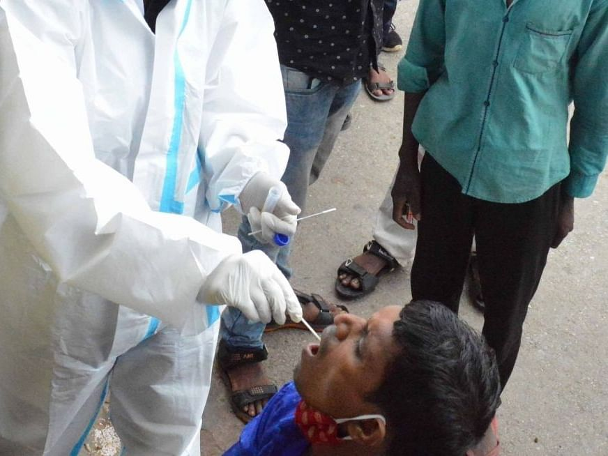 भारत में 26,727 नए कोविड मामले सामने आए, 277 लोगों की मौत