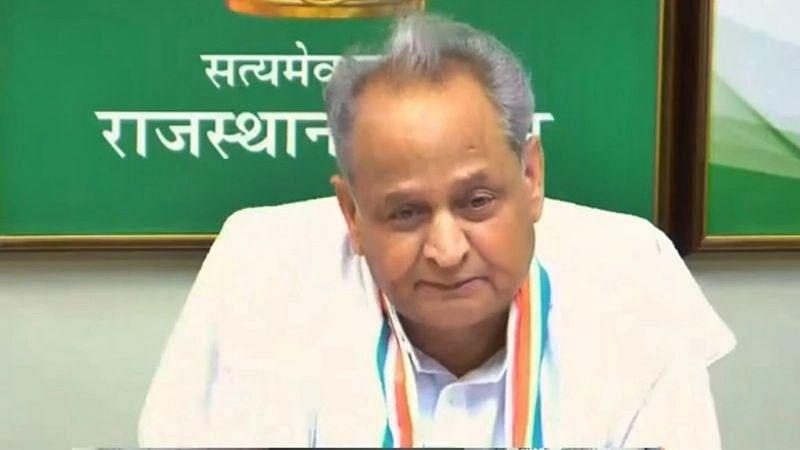 राजस्थान की कांग्रेस सरकार 5 साल का कार्यकाल पूरा करेगी : मुख्यमंत्री अशोक गहलोत