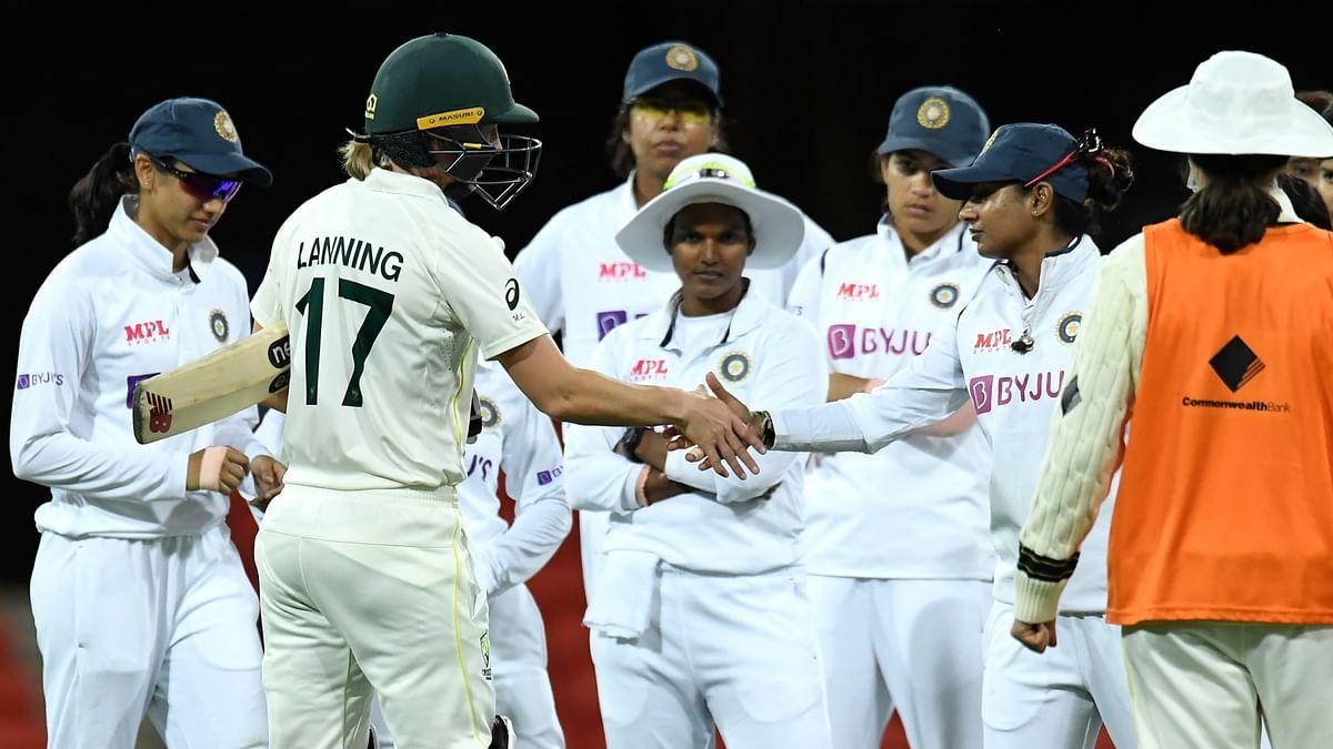 महिला क्रिकेट: ऑस्ट्रेलिया के सामने भारत का दमदार प्रदर्शन, एकमात्र डे-नाइट टेस्ट मैच ड्रॉ