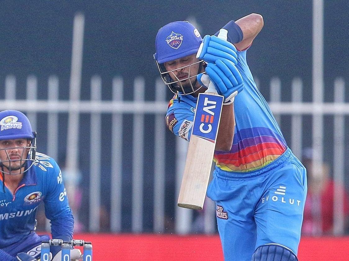 IPL 2021: अय्यर की सधी हुई पारी ने दिल्ली को मुंबई के खिलाफ दिलाई जीत