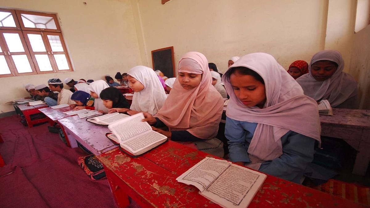 यूपी के मदरसों में केवल मजहबी ज्ञान नहीं, अब गणित, इतिहास, विज्ञान भी पढ़ाना अनिवार्य