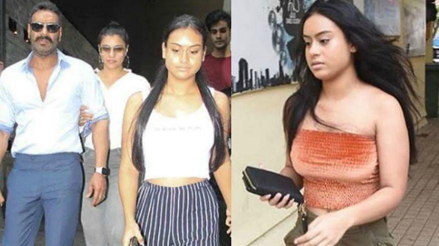 अजय-काजोल की बेटी न्यासा कई बार माता-पिता को कर चुकी है शर्मसार, अपने कपड़ों को लेकर रहती है सुर्खियों में