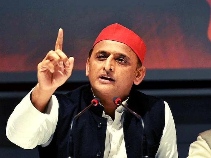 उत्तर प्रदेश: अखिलेश यादव का भाजपा पर निशाना, बोले- यूपी को योगी सरकार नहीं, योग्य सरकार चाहिए