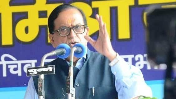 बसपा के महासचिव सतीश चंद्र मिश्रा ने की यूपी में राष्ट्रपति शासन लगाने की मांग