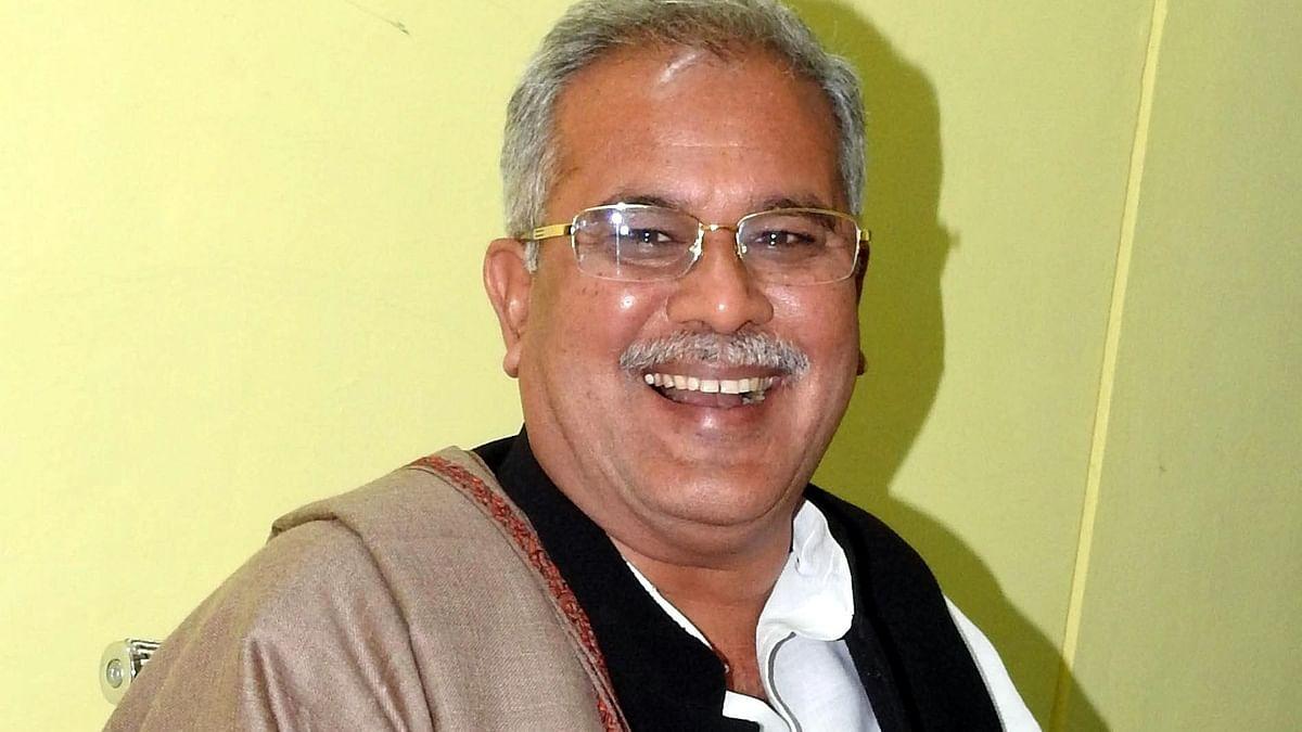 भूपेश बघेल ने की केंद्रीय गृह राज्य मंत्री के इस्तीफे की मांग