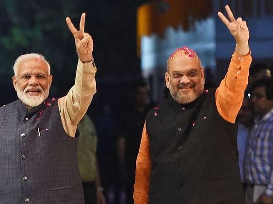 पीएम मोदी ने दी समस्त देशवासियों को विजयदशमी की बधाई, अमित शाह ने भी किया ट्वीट