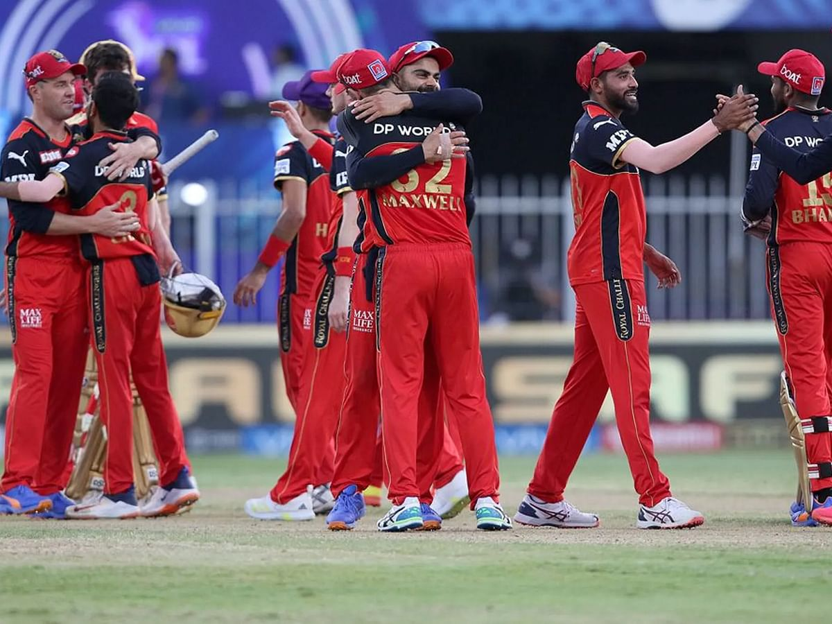 IPL 2021: रॉयल चैलेंजर्स बैंगलोर ने पंजाब किंग्स को 6 रन से दी मात