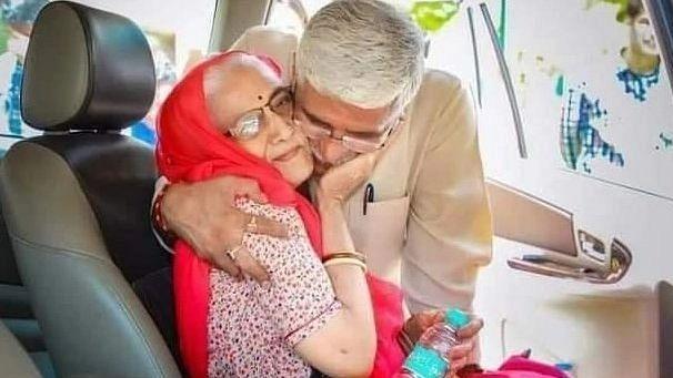 केंद्रीय जलशक्ति मंत्री गजेंद्र सिंह शेखावत की मां का देहांत, योगी ने जताया शोक