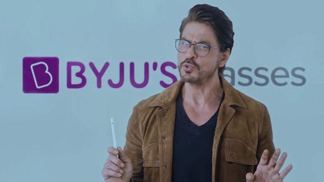 बेटे आर्यन की वजह से शाहरुख खान को लगा झटका, Byju's ने सभी विज्ञापनों पर लगाई रोक