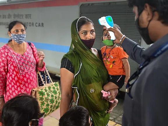 India Covid Update: पिछले 24 घण्टे में आए कोरोना के 20 हजार से कम मामले, 248 मौतें