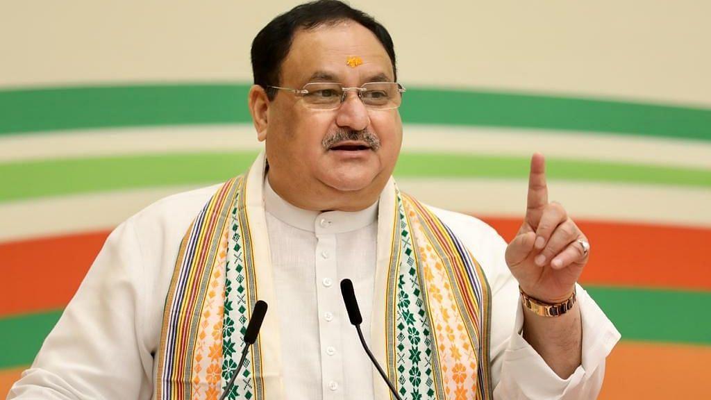 भाजपा जाति, तुष्टीकरण की राजनीति को नकारने वाली इकलौती पार्टी : जेपी नड्डा