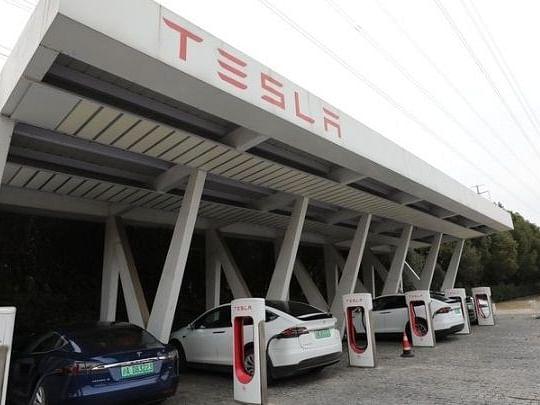 चिप की कमी के बावजूद Tesla की बिक्री में बढ़ोतरी