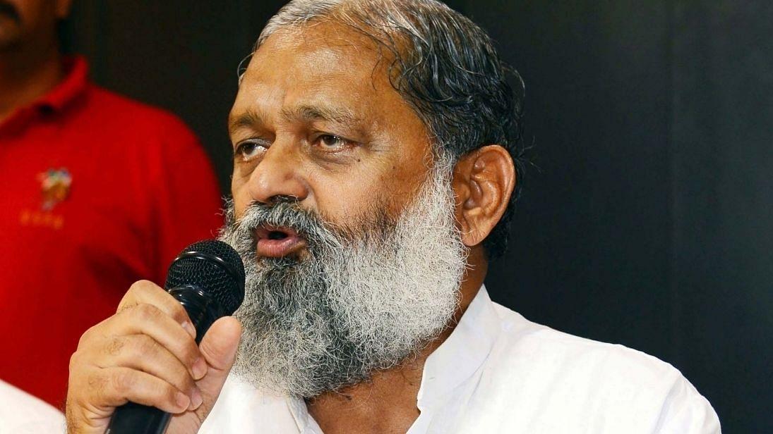 हरियाणा मंत्री अनिल विज बोले, किसान आंदोलन हिंसक हो रहा है