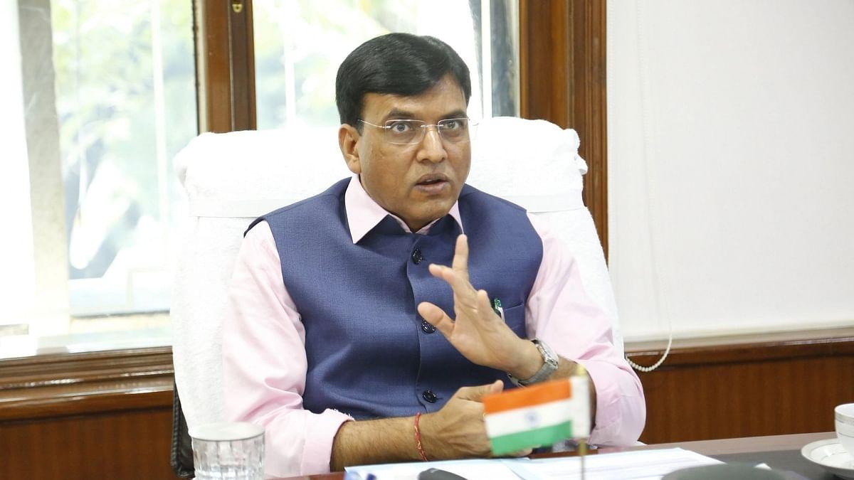 केंद्रीय स्वास्थ्य मंत्री को भावनगर विश्वविद्यालय से मिली PHD की डिग्री